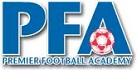プレミアフットボールアカデミー ロゴ